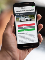 Car Dealer Website | Mobile First | Responsive Design