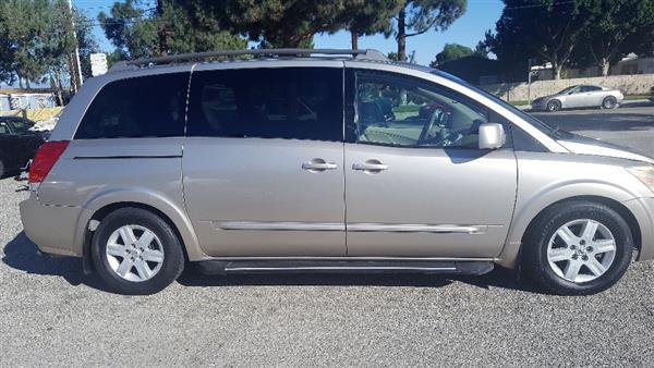 2004 NissanQuest Minivan